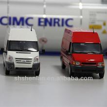 die cast van model,model van for collection, metal toy van