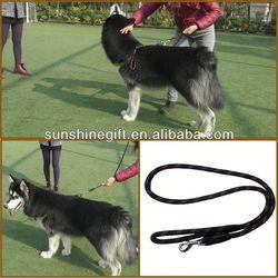 Bright light electronic flashing led pet leash