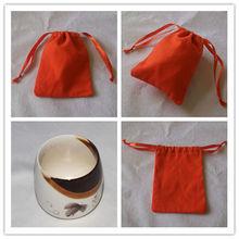 high quality printing drawstring bags/handmade drawstring laundry bag
