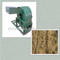 High Efficiency Wheat Straw Crusher and Rice Straw Grinder