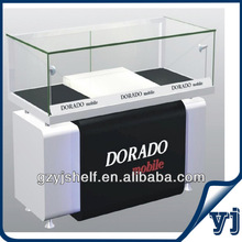 New Products for 2014 Hot Sell MDF Mobile Phone Display Case