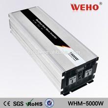 DC TO AC 5000w dc to ac power inverter