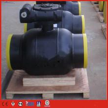 Heating system API6D full welded ball valve