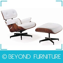 Charles Eames Lounge Chair with Ottoman Replica