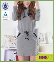 Hot Luxury Feminine Feel printed girls party dresses