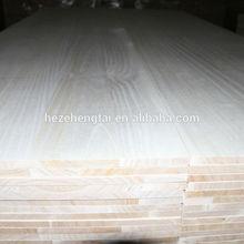 Hot Sale Paulownia Solid Wood Panel