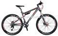 Cw-mtb009 26 pollici 27 velocità completa sospensione mtb bike telaio in lega