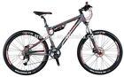 CW-MTB009 26inch 27Speed full suspension mtb bike alloy frame