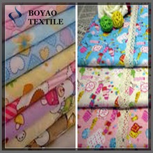 Wholesale cheap price polyester/cotton printing fabrics for bed sheeting