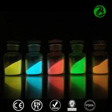 Poudre fluorescente, poudre phosphorescente, de la poudre luminescente