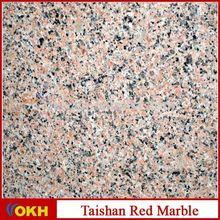 Taishan red granite