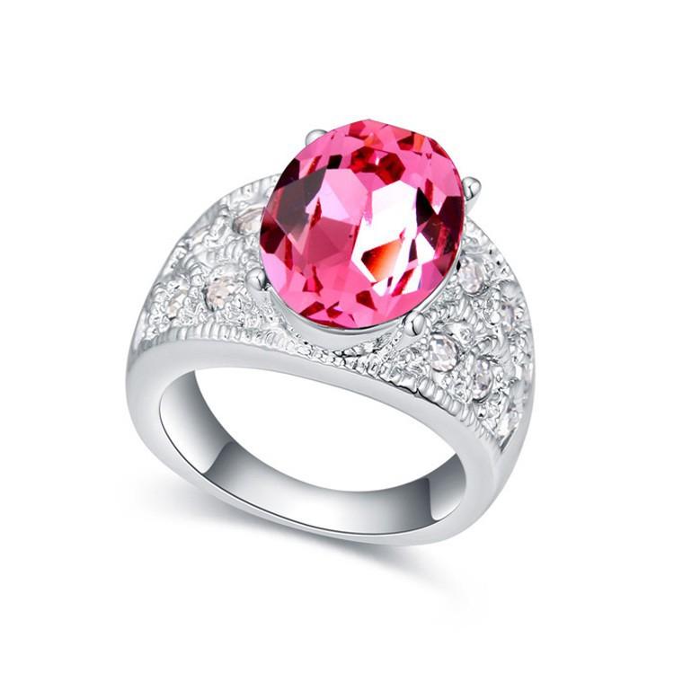 Wholesale Diamonds Rings Price 925 italian silver ring 925 silver Diamond R