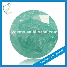 11# Faceted Round Rough Gemstones