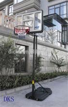 DKS 91100 Removable Adjustable Plastic Basketball Stand