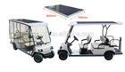 New 6 seat solar electric golf car LT-A4+2