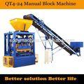 De ladrillo de hormigón que hace con arena y cemento dongyue qt4-24 machinery group