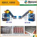 hollow blocks & bricks maker qt4-24 dongyue machinery group
