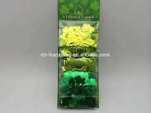 Saint Patrick's day decorations sequin/paillette/table confetti/table scatter