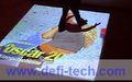 Projection au sol système de logiciels et ir caméra fenêtre interactive est de $100 prix