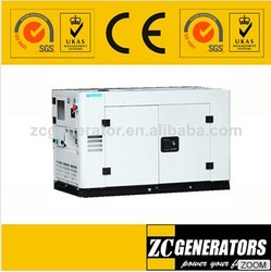 2014 New Arrival! 24KW Small Mobile Power Diesel Generator with 3600rpm Changchai Brand.
