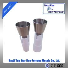 GR2 Universal Joint Domeless Titanium NaiL With Ceramic Adaptor Fit to All Size topstar