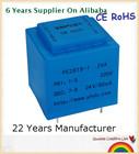 Encapsulated for PCB mounting EI Series 220v 24v transformer