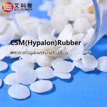 new factory flake Auto Parts automotive rubber parts Chemicals Hypalon Rubber