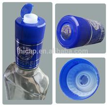 Plastic ROPP Vodka Caps