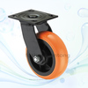 Double Steel Bearing Rotating Industrial Heavy Duty Caster