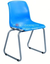 High Quality Kids Plastic Study Chair,stacking and folding school plastic chairs