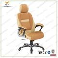 Workwell nuevo diseño del respaldo de cuero para silla de oficina kw-m7104