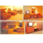 Modern Style Maple Hotel Bedroom Furniture PFG002