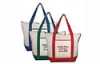Two handles 24oz heavy duty canvas tote bag