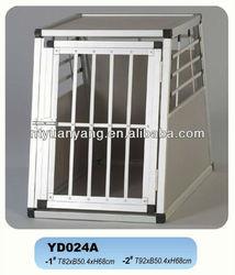 aluminum dog cage aluminum pet crate