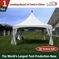 Gazebo pavillon de jardin en métal pour la vente, grand pavillon en plein air tente