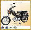 70cc moped style with big wheel,Asian wolf type blue CUB motorcycle for India market