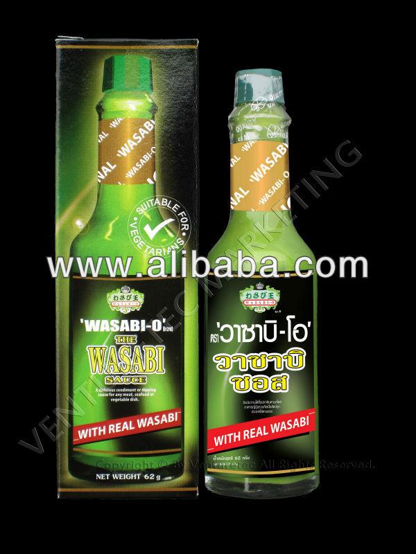 Wasabi Sauce Wasabi Sauce With Real Wasabi