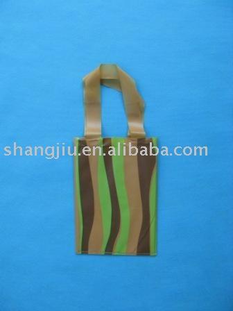 Biodegradables bolsa de regalo ( de maíz a base de almidón )