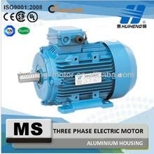 Electric Aluminium Housing 1hp AC Motor