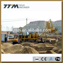 30T/H mobile asphalt bitumen batch mixer,moveable asphalt mixing plant