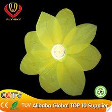 2013 Newly lotus floating lantern Professional Manufacturer