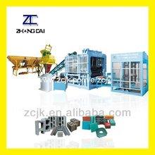 ZCJK QTY9-18 Multi-function Hydraulic Automatic Concrete Block Machine