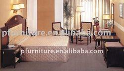 King size hospitality hotel bedroom furniture PFG367