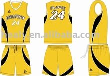 Adults Uniform Customized Basketball Wear