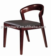 Low back Solid wood chair PFC4016