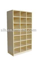 MDF bookshelf