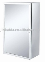 Stainless steel Bathroom mirror cabinet 4348