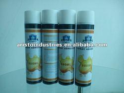 Silicone Adhesive:All Purpose Silicone Spray Adhesive