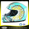 Unique DOT new ABS motorcycle full face helmet