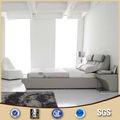 Popular , de couro macio cama de beliche